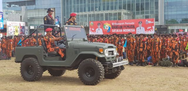 Ketua BEP tutup acara Diklat Koti Mahatidana MPC PP Kab. Banyumas