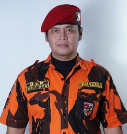 Jadi Ketua MPW PP Jateng BEP akan Membumikan Pemuda Pancasila