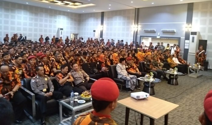 Terpilih di Muscab, Candra Saputra dan Budi Yuwono Siap Besarkan Pemuda Pencasila Pekalongan